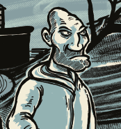 Comics book - a visual aid for to post-prison release interventions for drug users